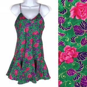 Victoria's Secret Vintage Floral Night Gown